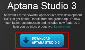 Aptana Studioのインストール方法と日本語化 | ホームページ制作