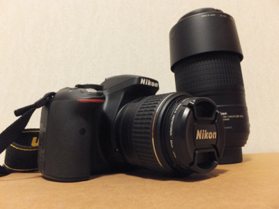 Nikon ニコン d5300 ダブルズームキット