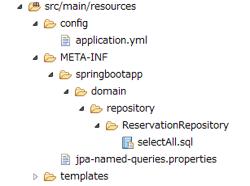 Spring BootでDoma2の構成 META-INF