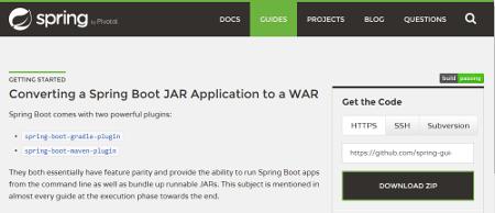 Spring BootでWARファイルを作成してTomcatへデプロイする方法